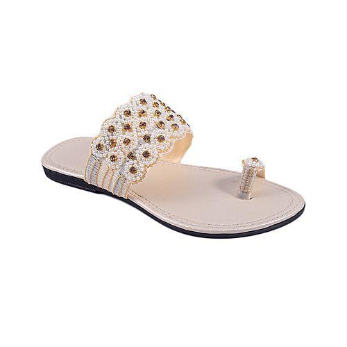 5e29bc5341a9 Buy Shoe Rack Fancy Work Slipper For Women Online at Best Price in Pakistan