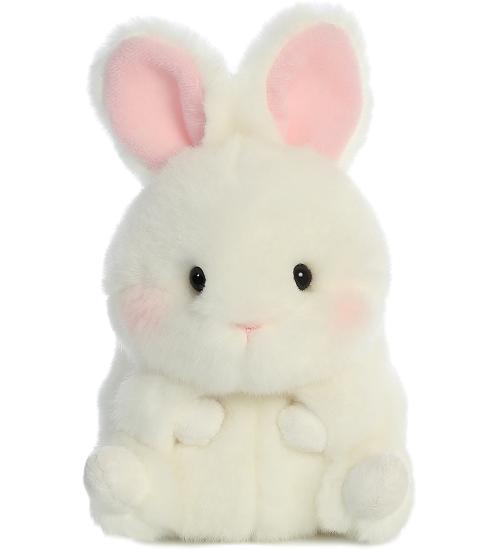 Bunbun Bunny Rolly Pets Stuffed Animal By Aurora World Front Bunny Stuffed Animals Cute Stuffed Animals Plush Stuffed Animals