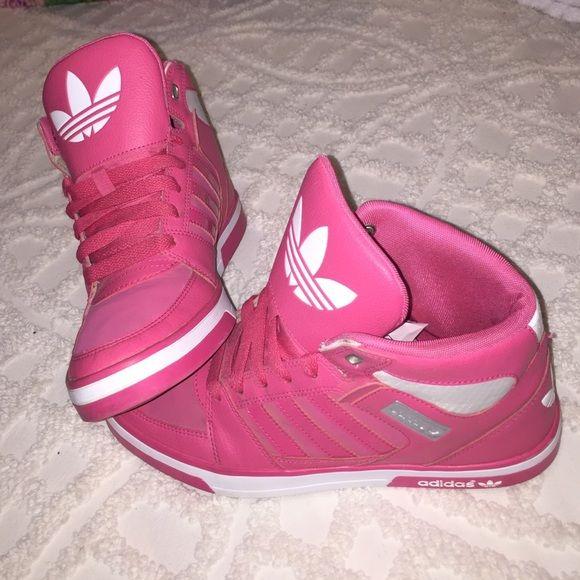Adidas alta tops zapatos tenis Adidas alta, tenis y Adidas