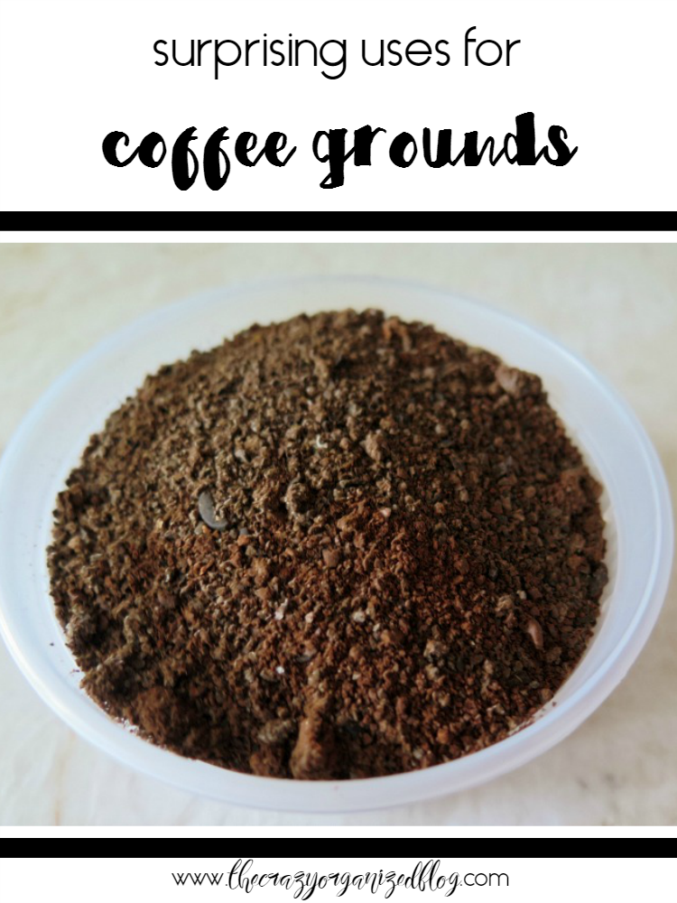Don't throw away your coffee grounds! Check out these surprising uses for coffee grounds that will help you keep your house CLEAN!