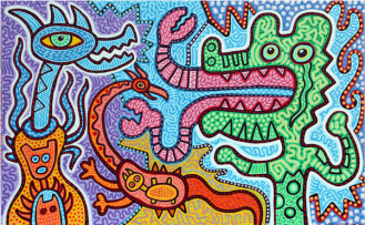 Mayan Art Ideas