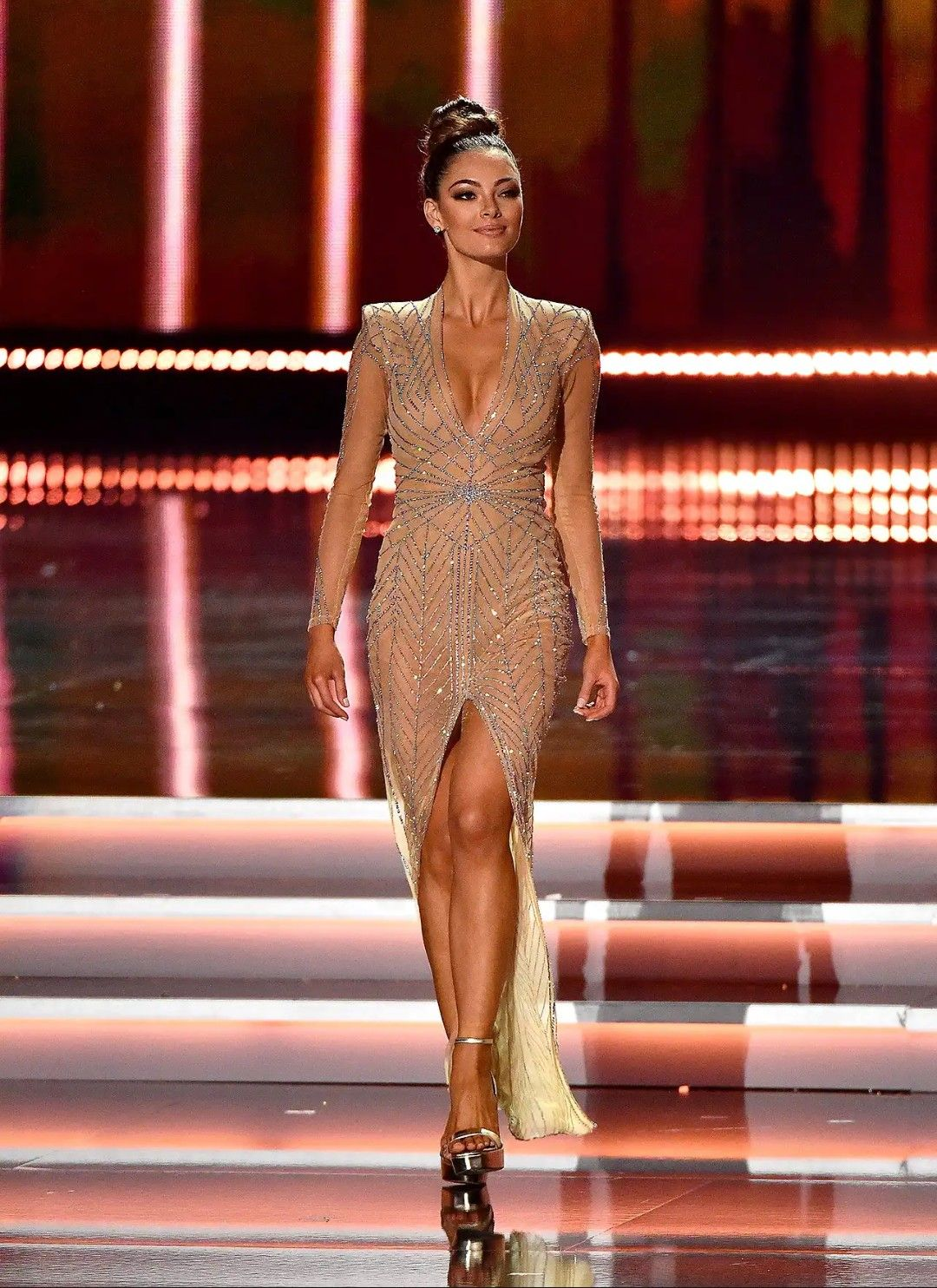 Demi-Leigh Nel-Peters | Miss Universe (South Africa) in ...