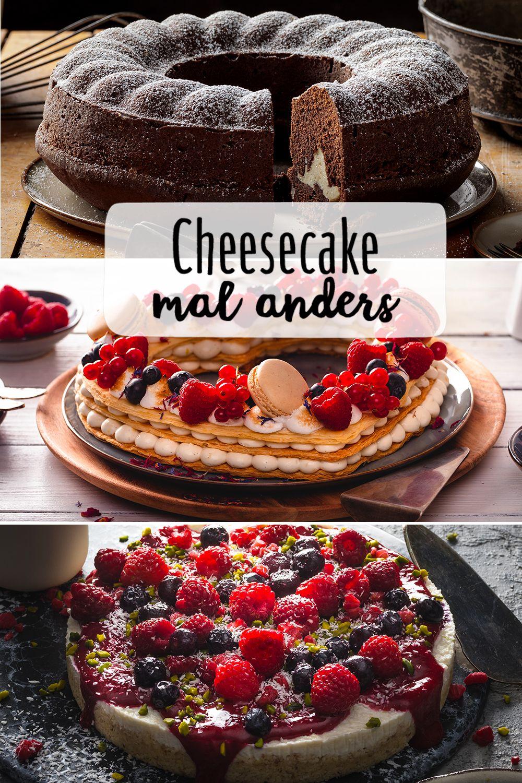 Cheesecake Rezepte mal anders – Backen ist Liebe