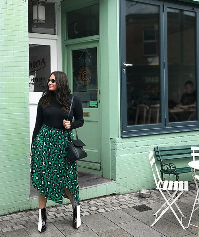 Why Mid-Size Fashion Is One of Instagram's Fastest Growing Trends