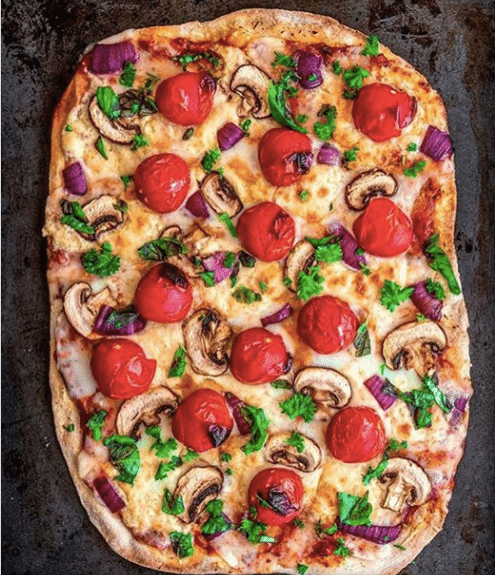 Vegan Pizza Cheese Recipe In 2020 Vegan Pizza Cheese Nutritional Yeast Recipes Vegan Pizza
