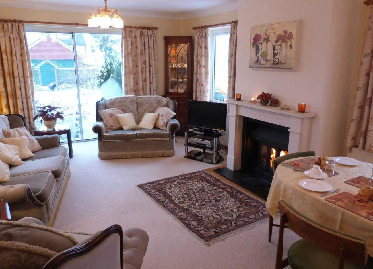 Bed And Breakfast Sudbury Suffolk Woodybanks Cottage B B Amberley Arundel West Sussex England