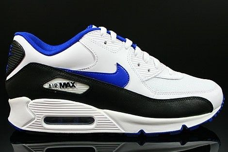 on sale 2613b 0197e Nike Air Max 90 Men s Shoes White Royal Blue Black,Fashion sneakers color  and style must be of your interest.