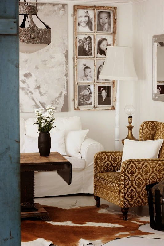 Gallery images of picture frames placement ideas