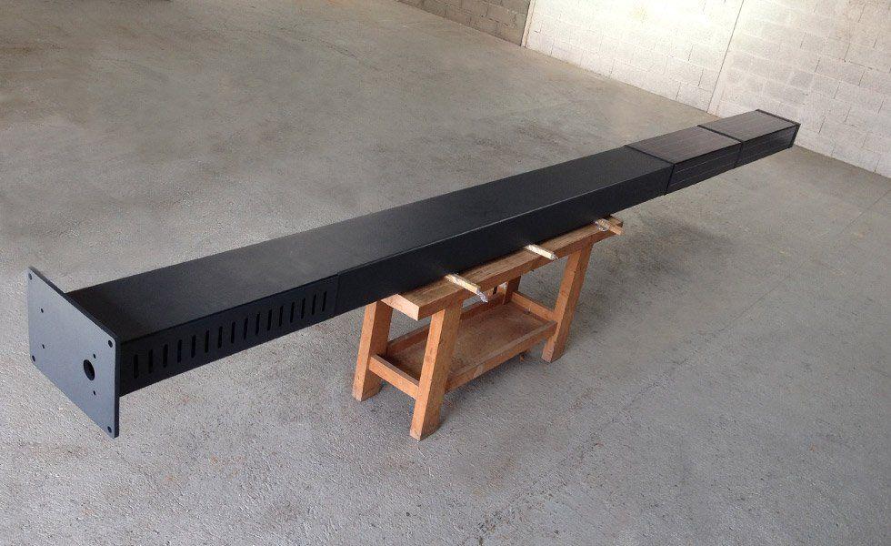 Préparation d un totem XL 270Wc dans nos ateliers pour l export ... d2c85016e534