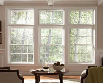 6 Types Of Window Options Large Windows Living Room Double Hung Windows Picture Windows Living Room