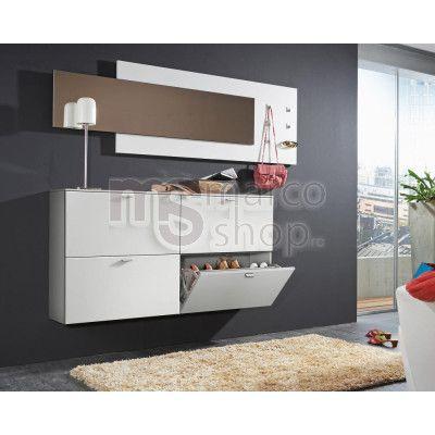 Mobilier hol M004 - Mobilier hol - Mobila casa living room - meuble vide poche design