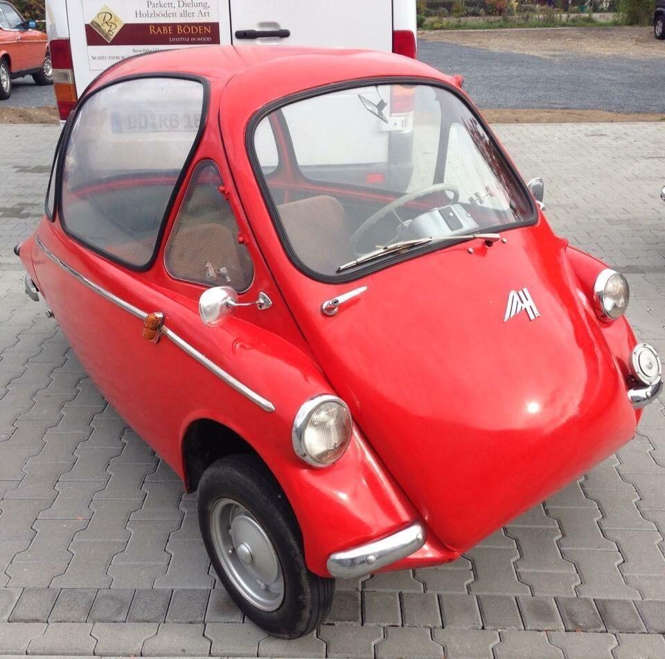 Heinkel Trojan 200 , BMW Isetta , Messerschmidt in Cars, Motorcycles ...
