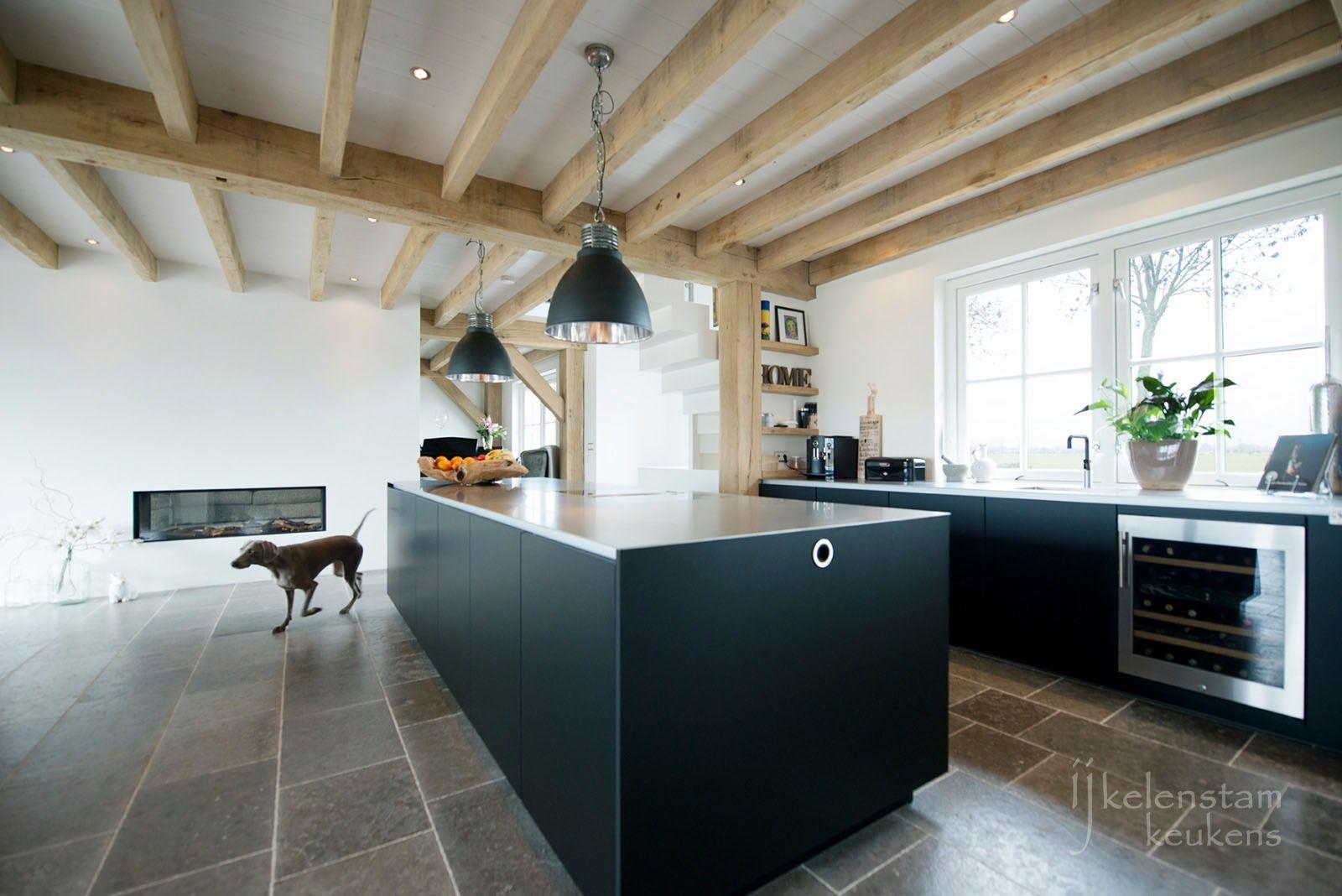 Poggenpohl kitchen ijkelenstam keukens black kitchen wooden