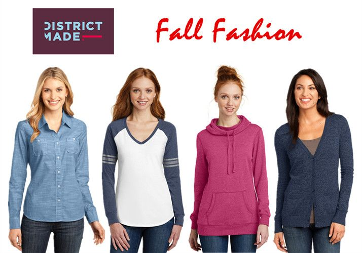 Womens Fall Fashion from District Made from NYFifth