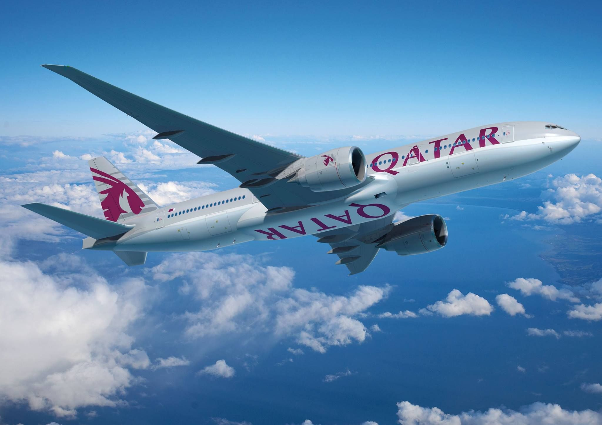 The First Qatar Airways From Birmingham Airport To Doha Qatar Airways Birmingham Airport Emirates Airline