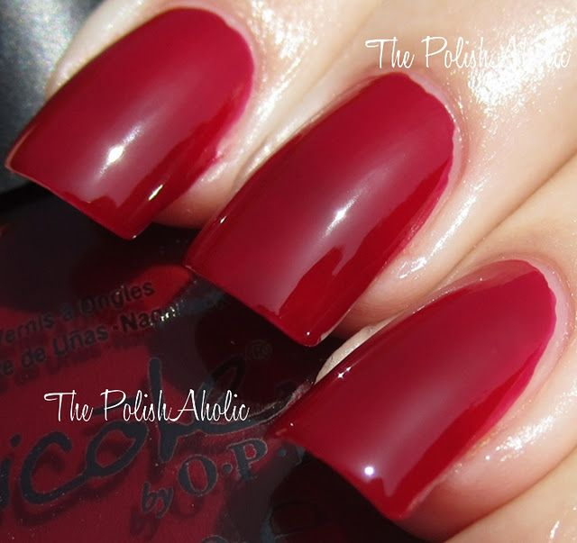 Nicole By OPI \