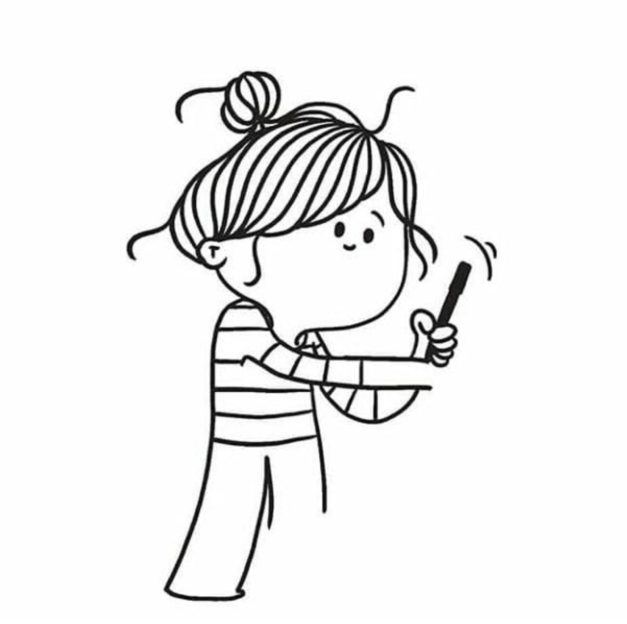 Me Hago A Mi Misma Ilustraciones Diario De Una Volatil Dibujos