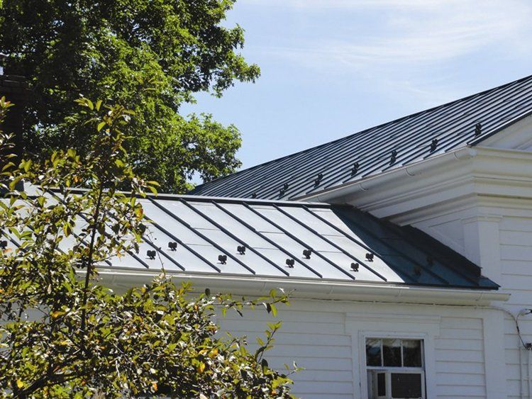 Standing Seam Shingle Metal Roofing Walls And Ceilings From Atas International Inc Metal Roof Standing Seam Metal Roof Standing Seam
