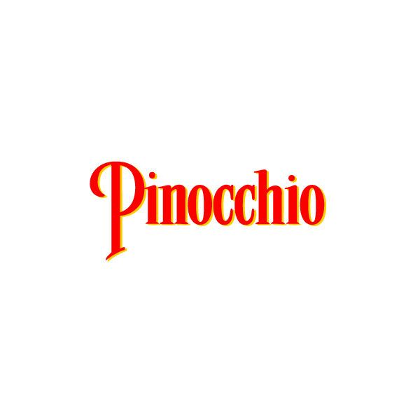 17f2015f394c Pinocchio logo font ID   Typophile ❤ liked on Polyvore featuring disney,  pinocchio, quotes, logo and text