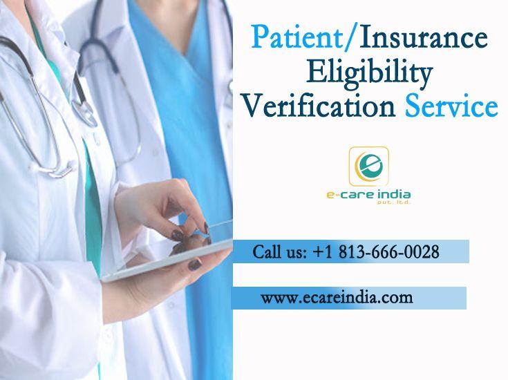 Pin On Insurance Eligibility Verification