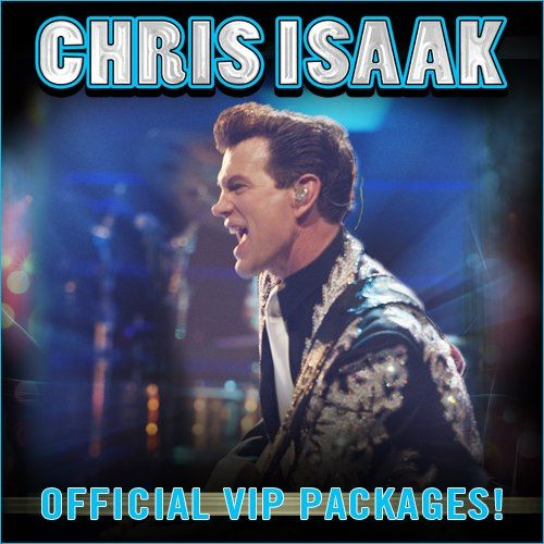 Chris Isaak - August 14, 2013