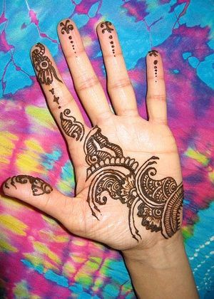 10 best and simple mehandi designs for kids 2018 2019
