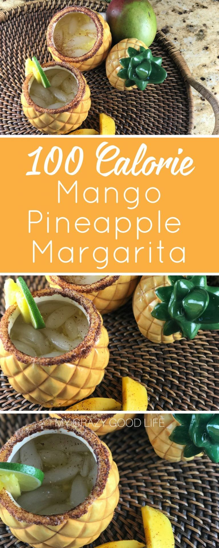 Pineapple Coconut 7UP Cocktail Recipe - A Bubbly Life