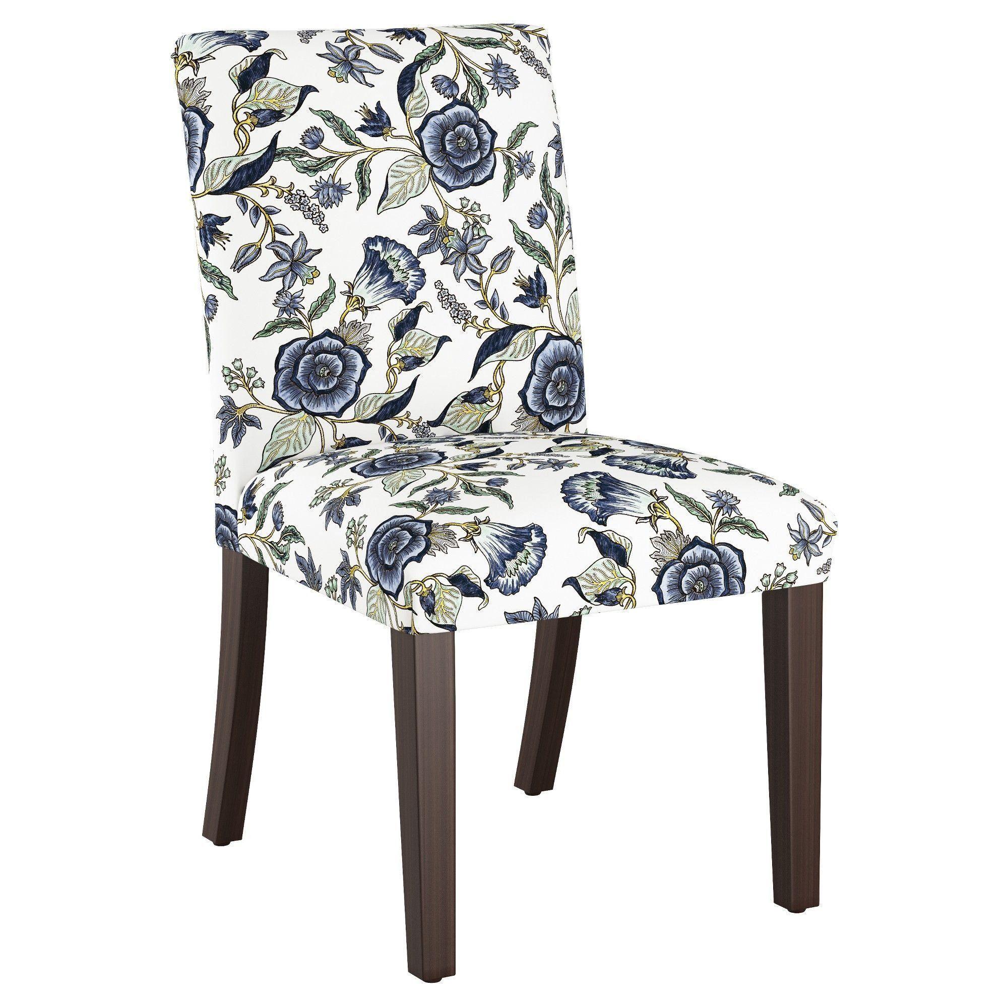 30 blue and white dining chairs dengan gambar