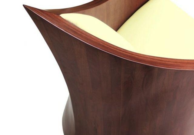 Designer Möbel – der majestätische Sessel von Massimo Farina