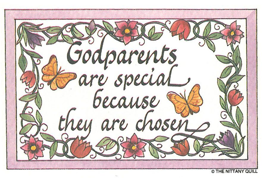 Quotes About Being A Godparent. QuotesGram