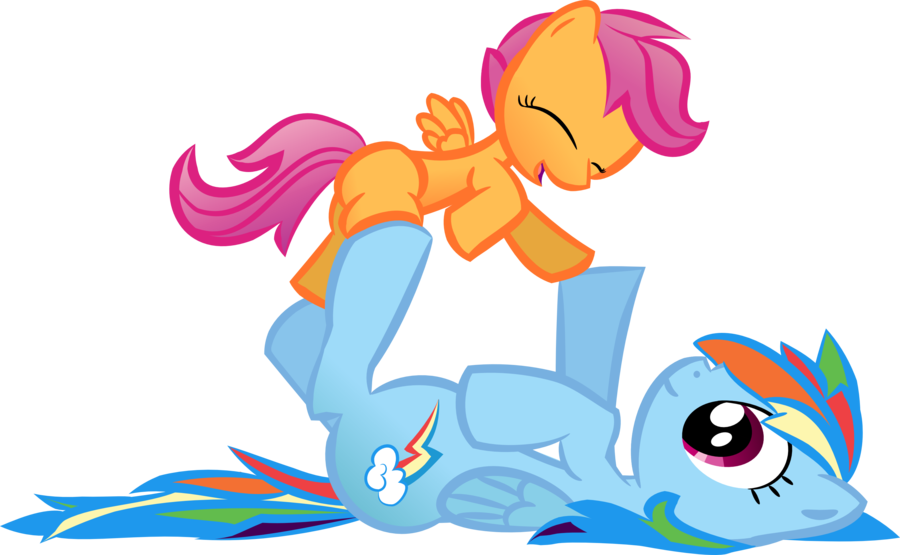 Scootaloo Flying By Sharpieboss On Deviantart My Little Pony Games My Little Pony Pictures My Little Pony Wallpaper Scootaloo drags dash to meet the washouts after the show, where they meet short fuse and rolling thunder before meeting their leader: pinterest