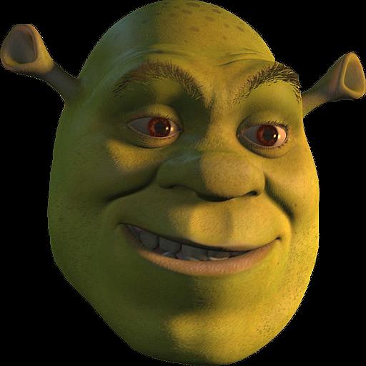Shrek Head Png Image Computer Animation Shrek Animation