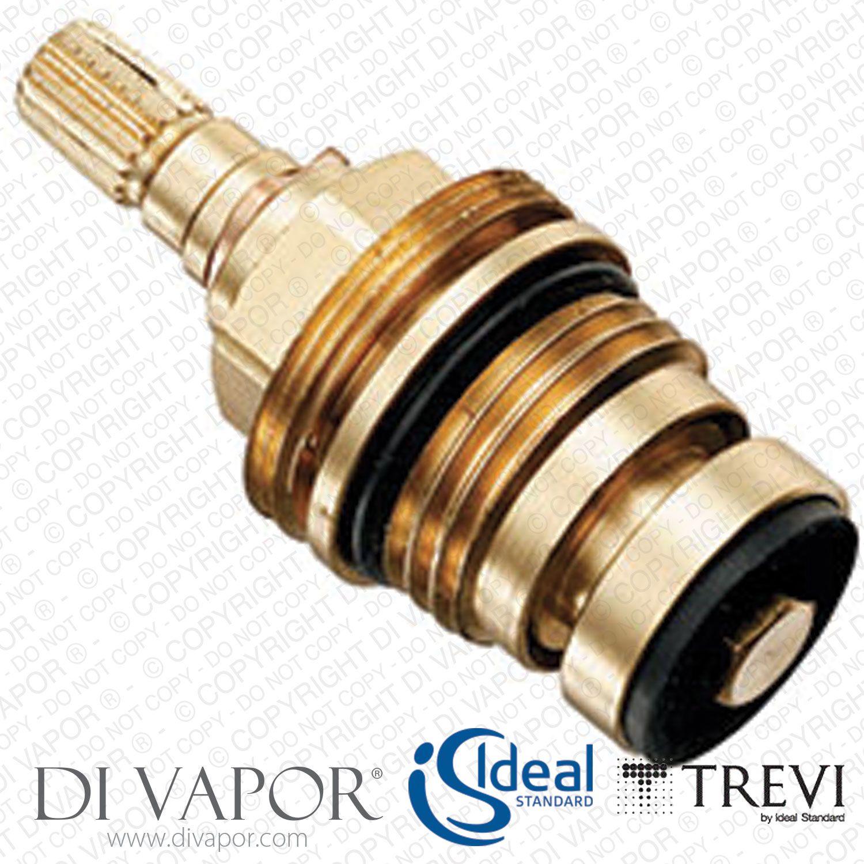 A951130NU11 Ideal Standard / Trevi 1/2 Inch On/Off Flow Cartridge ...