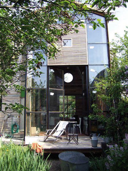 extension d une maison des ann es 1950 montreuil 93100 fran ois xavier allard la nouvelle. Black Bedroom Furniture Sets. Home Design Ideas