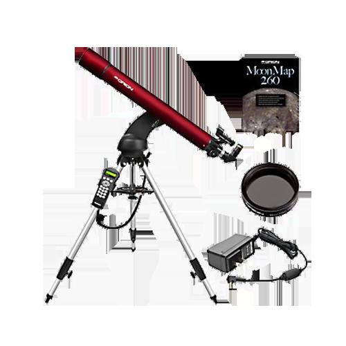 Celestron Orion StarSeeker IV 80mm Go To Refractor Telescope