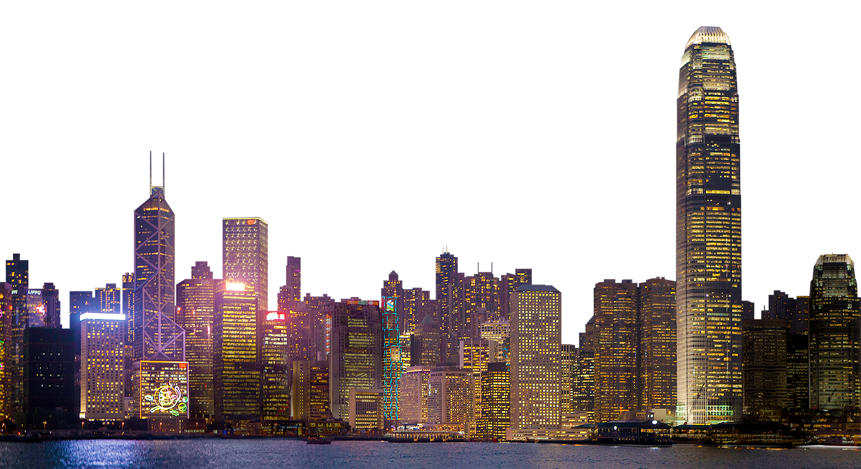 City At Night Skyline Png Image Night City Night Skyline Skyline