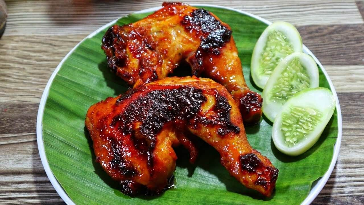 Resep Ayam Bakar Kecap Di 2020 Resep Ayam Resep Masakan Resep