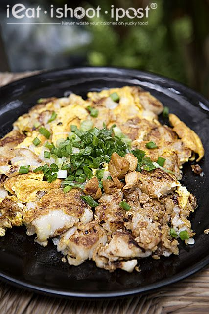 Ieatishootipost Blogs Singapore S Best Food Carrot Cake Chai Tow