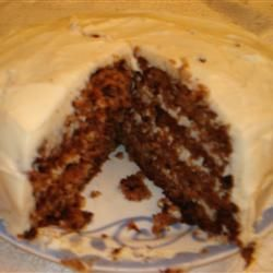Recipe for Carrot Cake here: http://is.gd/qOKd60