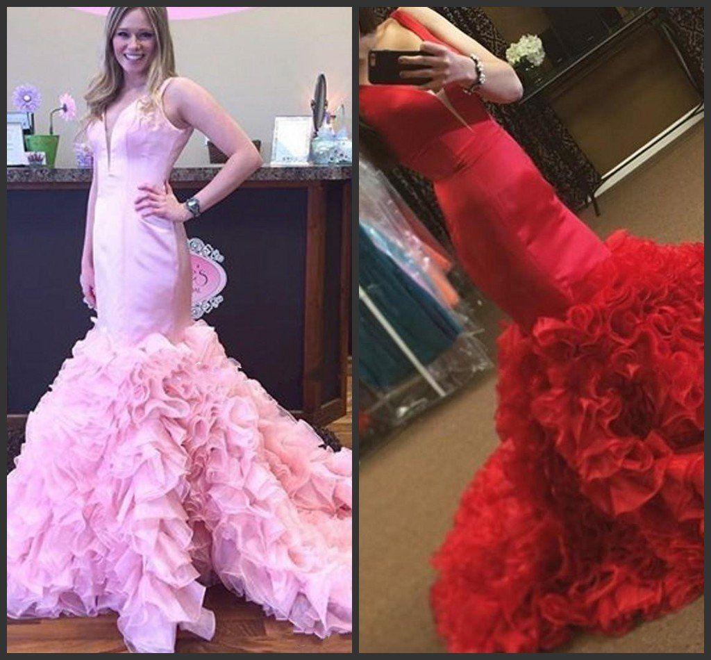 Prom gownpink prom dressessparkle evening gownsformal dresses