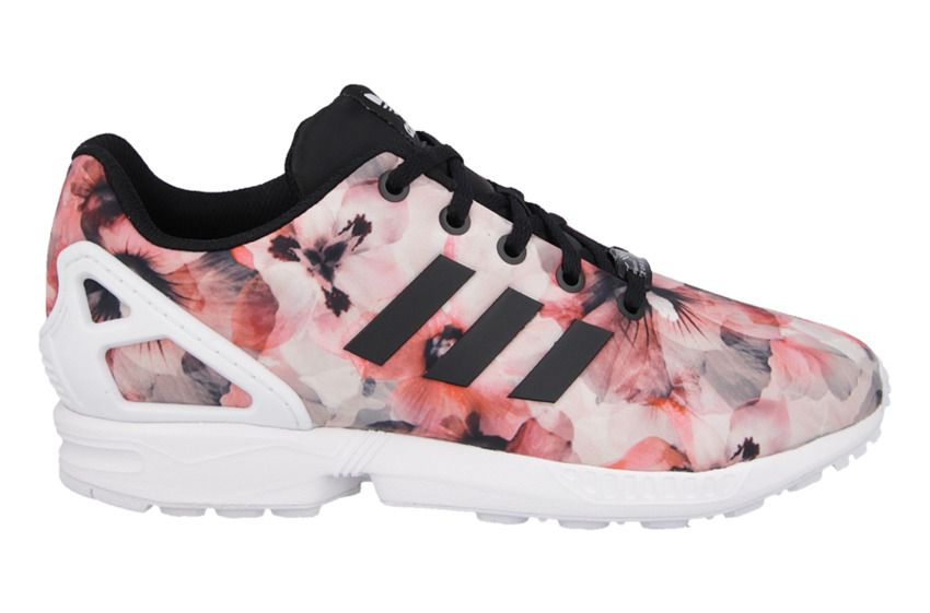 Buty Adidas Originals Zx Flux Pink Flowers B25643 W Yessport Pl