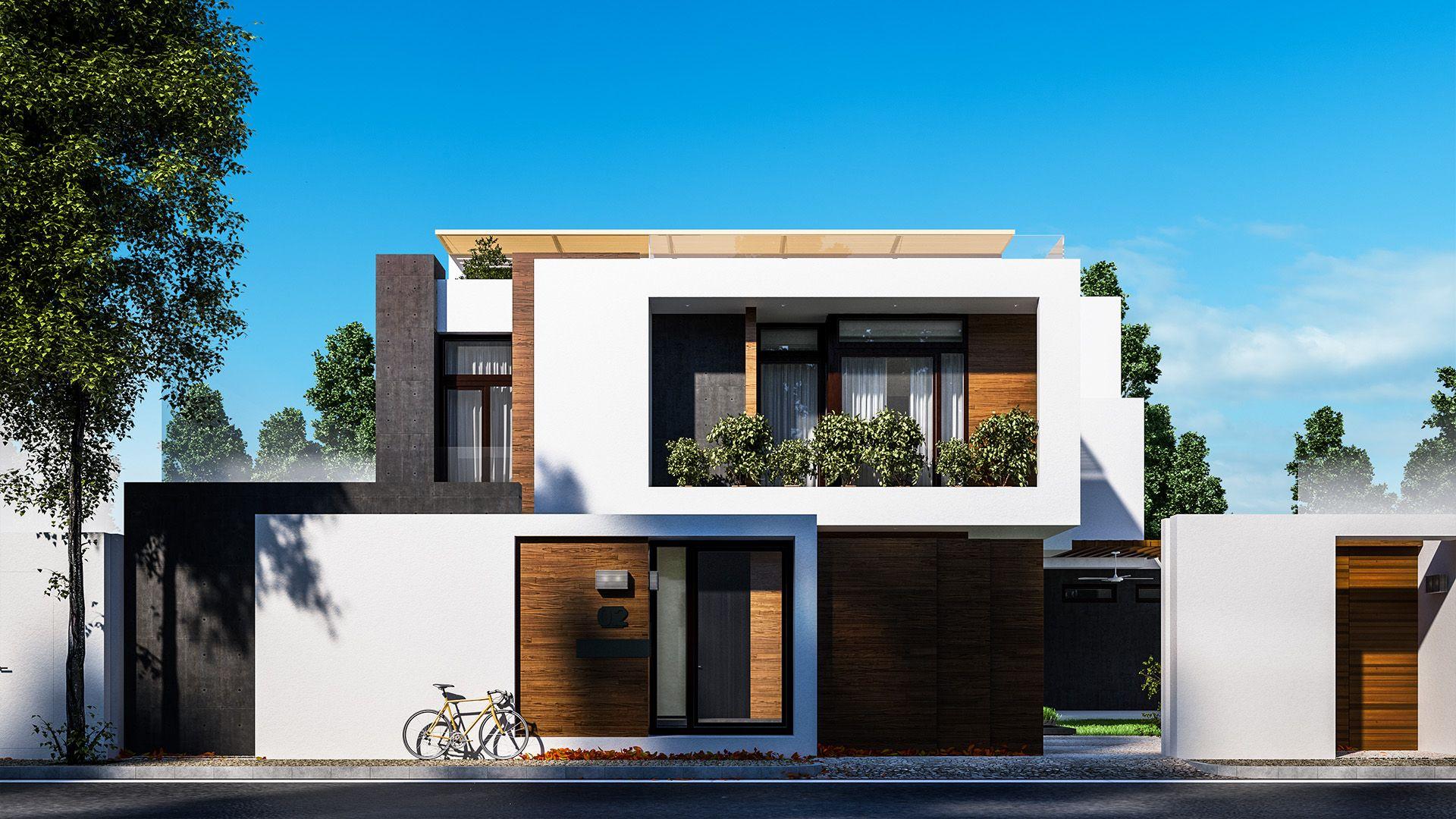 3D Front Elevationcom: Saudi Arabia House New Villa, Saudi House ...