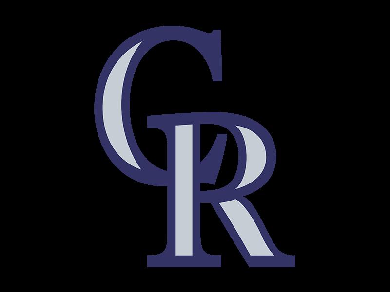 Colorado Rockies Logo Colorado Rockies Colorado Rockies Baseball Rockies Baseball