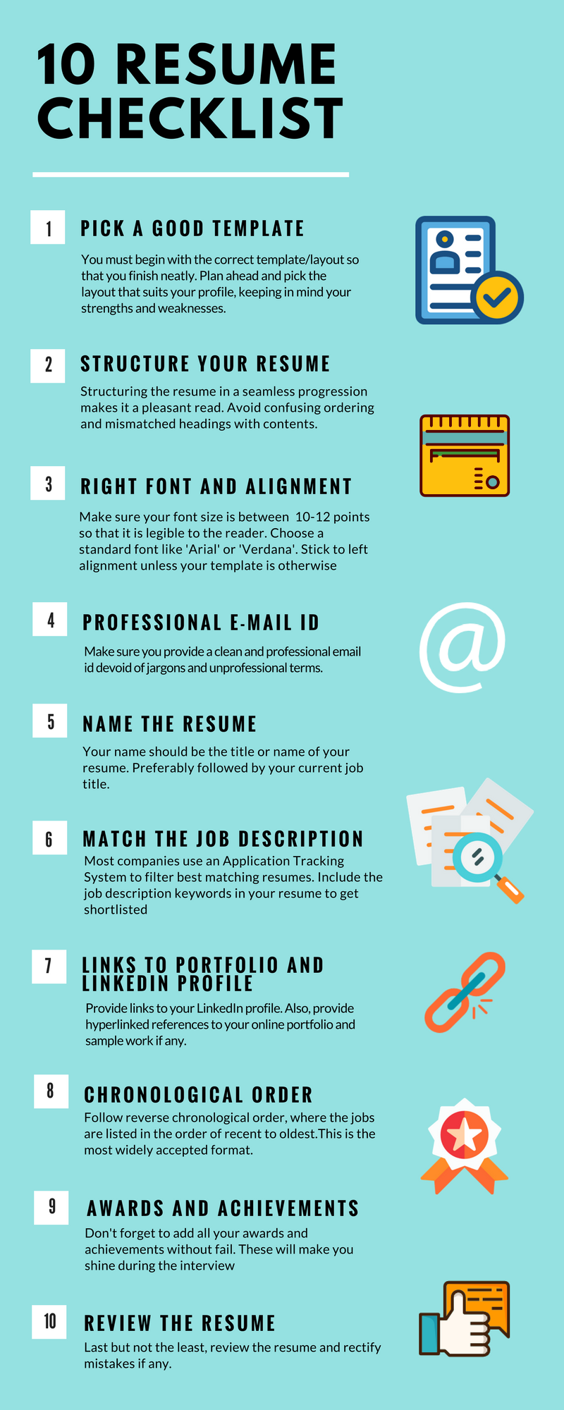 List Of Basic Resume Tips That Help You Set Things Straight Irrespective Of  Your Profile.