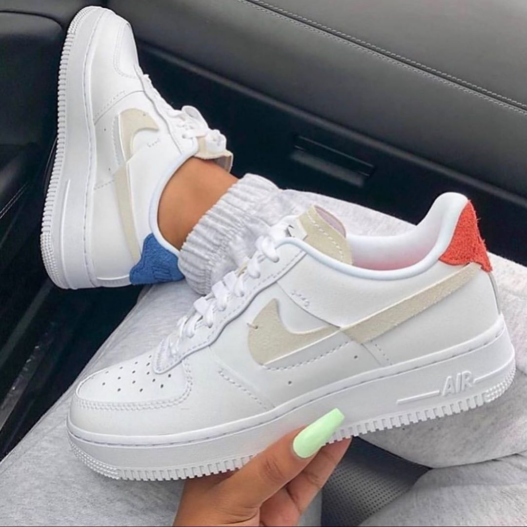 Nike Force One A Pedido En Diferentes Tallas Whatsapp 913637487 100 Confiables Hacemos Env Nike Ayakkabilar Sneaker Adidas Ayakkabi