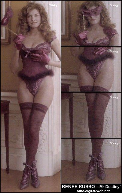 Rene russo nude