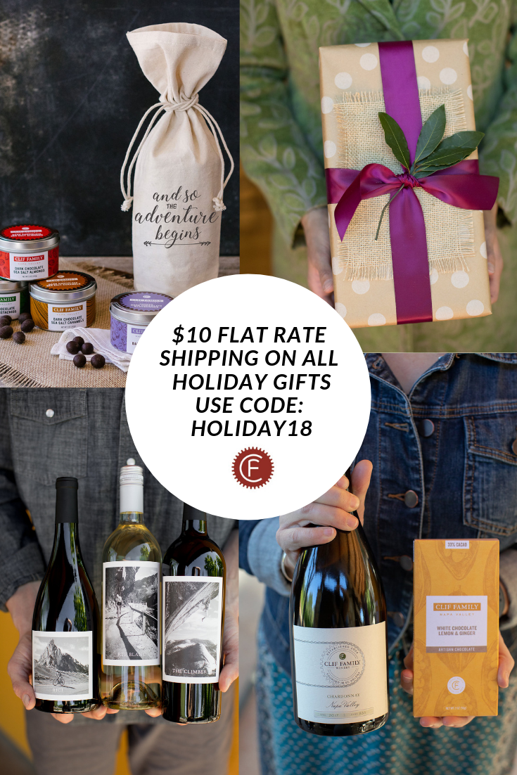 Shop our Napa Valley wines and small batch foods. Enjoy $10 flat rate shipping on