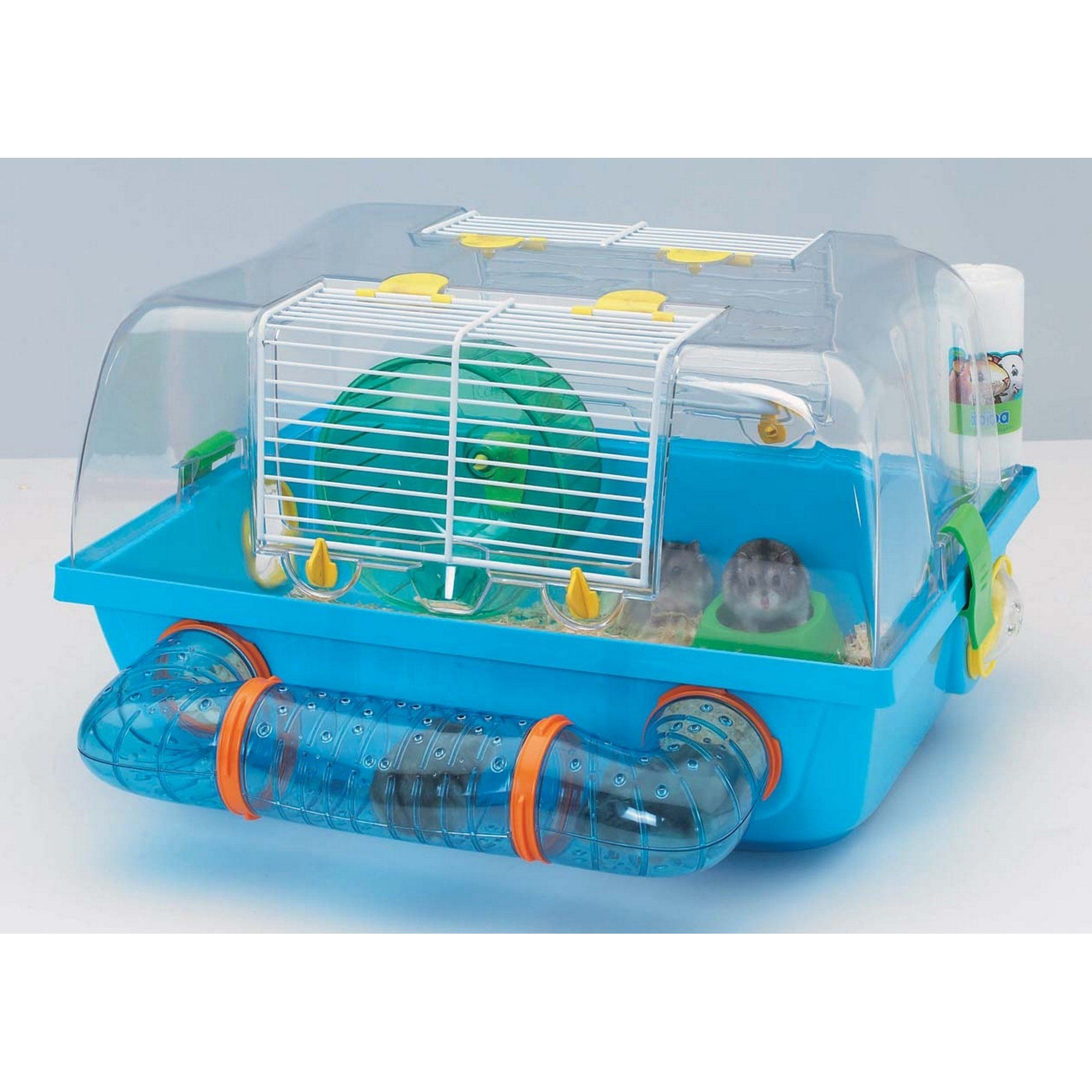 Savic Spelos Mice And Dwarf Hamster Cage Assorted Colors One Size Assorted Wish To Know A Lot More Click The Pict Dwarf Hamster Cages Dwarf Hamster Hamster