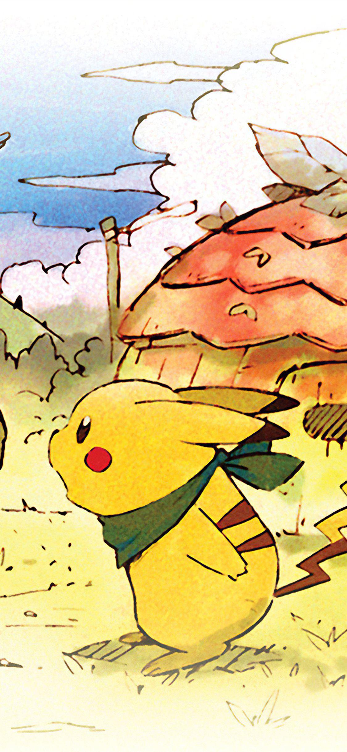 detectivepikachu wallpaper iphone pokémon pikachu