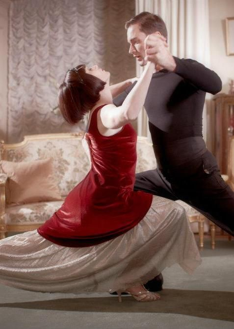 """""""Miss Fisher's Murder Mysteries"""" are a delicious treat. Currently served on Netflix. Love the episode where she tangos with a Russian ballet dancer!"""